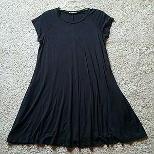 Black dress - Cute and comfy!